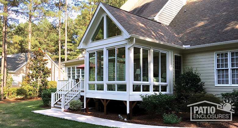patio enclosures in Columbus, GA